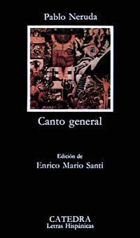 Canto general agencia literaria carmen balcells for Jardin de invierno pablo neruda
